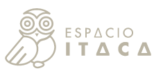 Espacio Itaca logotipo, ir al inicio
