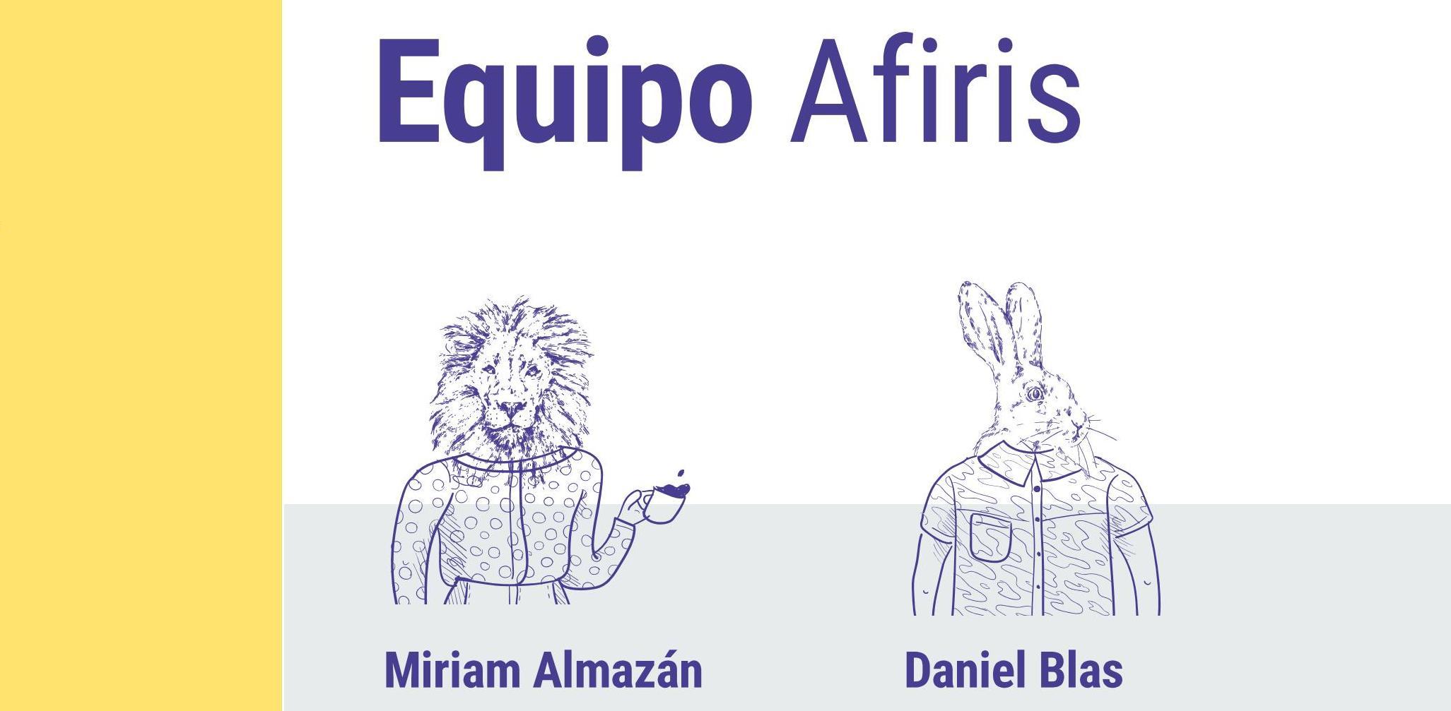 Equipo Afiris, Del tajo a la replaceta